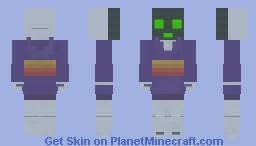 Techne Minecraft Skin