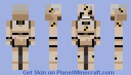 Robo-Dummy | ROBOTS Skin Contest Minecraft