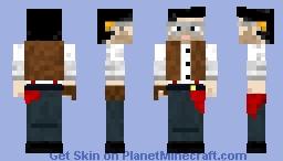 Mine Architect Version 3 Minecraft Skin