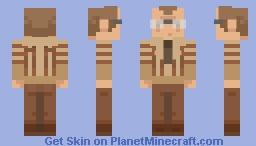 Larry Butler Minecraft Skin