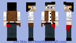 Mine Architect Version 5 Minecraft Skin