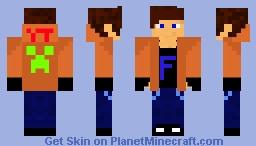 Franky- Minecraft Skin