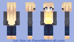 want you Minecraft Skin