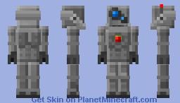 :MSC: Steel Golem Minecraft