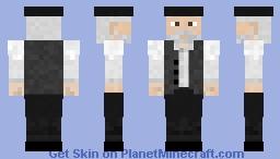 Northern Man Minecraft Skin