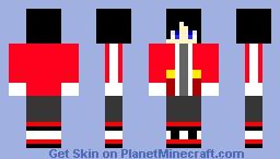 Keith V. Minecraft Skin