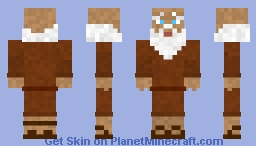Job from the bible Minecraft Skin