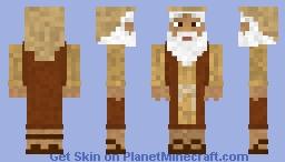 Elijah The Prophet Minecraft Skin