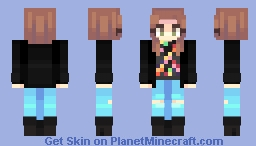 shared sadness Minecraft Skin