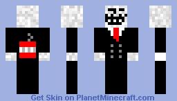 Officiel Mr_Trollington du Clan des Petits Trolls Minecraft Skin