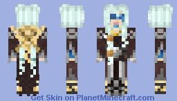 𝒮𝒽𝒶𝓂𝒶𝓃 𝑀𝒶𝓀𝑒𝓇 𝒻𝓇𝑜𝓂 𝒟𝒶𝓇𝓀𝓈𝒾𝒹𝑒𝓇𝓈 | 𝔹𝕪 𝕏𝕒𝕡𝕙𝕒𝕟𝕩 Minecraft Skin