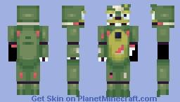 William Afton - FFPS Minecraft Skin