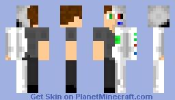 Robots Skin Contest entry -  Δ Delta 553125 (Original Content) Minecraft Skin