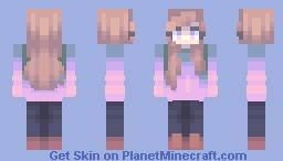 sarah mott (persona) Minecraft Skin