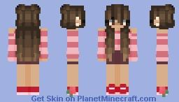 mmm...Sugary Minecraft Skin