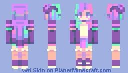 Cosmic | ST Minecraft Skin