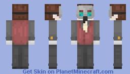 persona ? Minecraft Skin