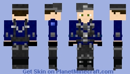 Dakota4953 Minecraft Skin