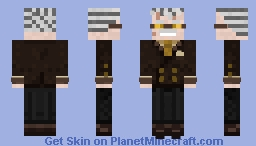 e x c e l s i o r Minecraft Skin