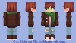 Vylaaaaad ♡ - Aphmau Reshade Minecraft Skin