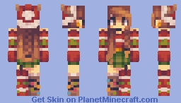shake up christmas // male version included Minecraft Skin