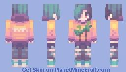 woo Palm Trees Minecraft Skin
