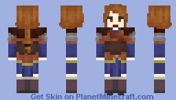 Cerys an Craite Minecraft Skin