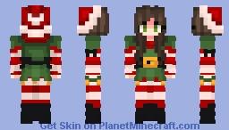 Elf for Laru Minecraft Skin