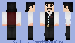 Dutch Van Der Linde Minecraft Skin