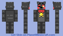 Lefty Minecraft Skin