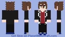 High School DxD Hyoudou Issei Minecraft Skin