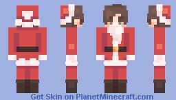 four, santa baby Minecraft Skin