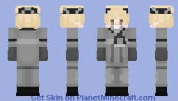 Lonely Dance Minecraft Skin