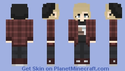 I'm here and i'm queer (Requests open) Minecraft Skin