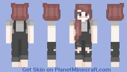 Overalls Minecraft Skin