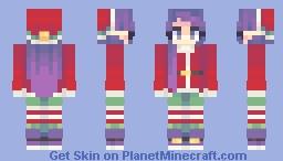 tiara・a・la・mode Minecraft Skin