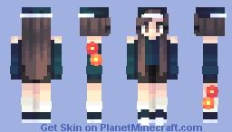 farewell Minecraft Skin