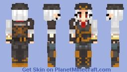 Ashe [OVERWATCH] Minecraft Skin