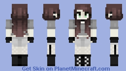 become another victim of your conformity Minecraft Skin