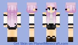 dont wanna be just like you Minecraft Skin