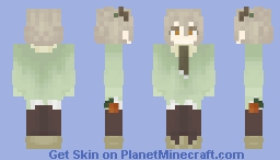 Some Plant Thing Minecraft Skin