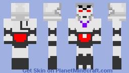 G1 Megatron Minecraft Skin