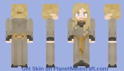 [LotC] Medieval Maiden Minecraft
