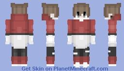 Pokemon Hoodie Minecraft Skin