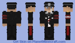 Herr Großführer Fritz Waldmann Minecraft Skin