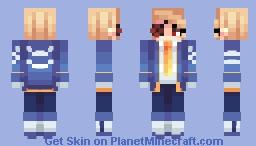 delinquents ; request Minecraft Skin