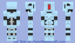 The Sentry (Robots Contest) Minecraft Skin
