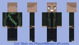 My name is Markus - Detroit: Become Human Minecraft Skin