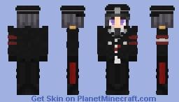 Frau Kleineführerin Loxie Waldmann Minecraft Skin