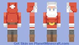 ♥ Santa ♥ Minecraft Skin